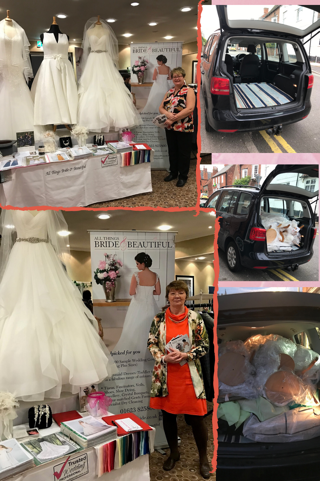 Preparing for a Wedding Fair January 2020