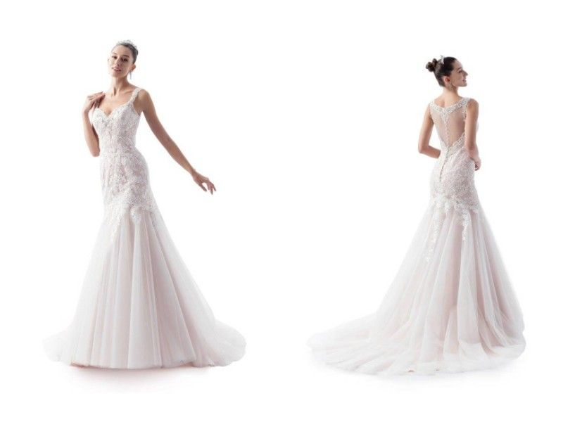 Venus Wedding Dress VE8386