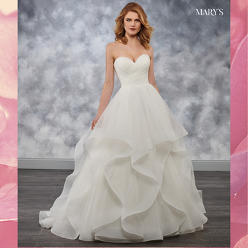 Kiki Wedding Dress (MB 3040)