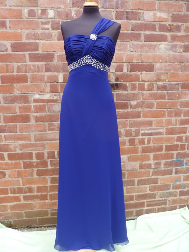 Codi, bright pink size 10 prom or evening dress.